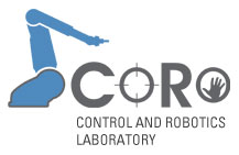 Control and Robotics Laboratory of the �TS, Montreal (Canada)